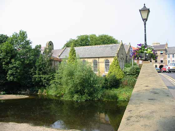 The Chantry from Telford Bridge